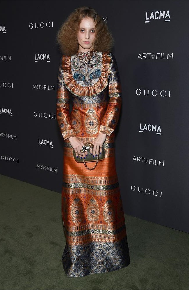 Petra Collins Gucci