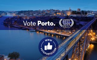 Porto_Nomeacao para Melhor Destino Europeu 2017