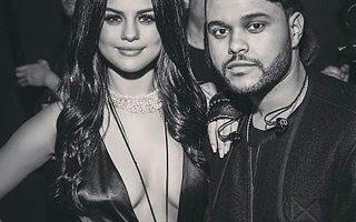 Selena Gomez e The Weeknd Victoria's Secret 3