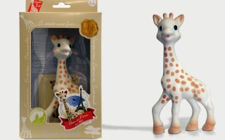 Sofia a girafa capa