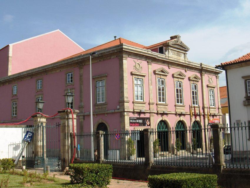 Teatro Sá de Miranda Viana do Castelo