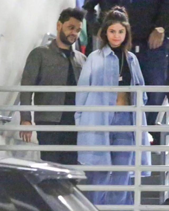 The Weeknd e Selena Gomez