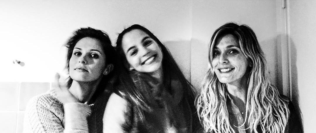 Vera Kolodzig, Sara Matos e Inês Castel-Branco