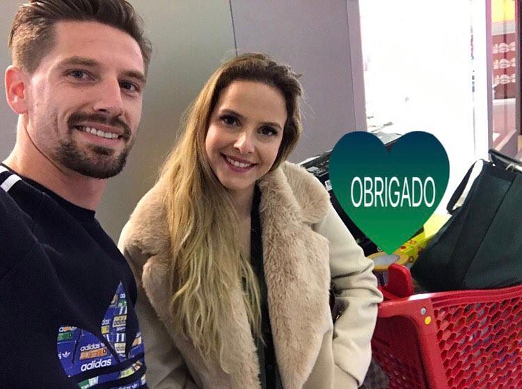 Adrien Silva e Margarida Neuparth solidariedade 2