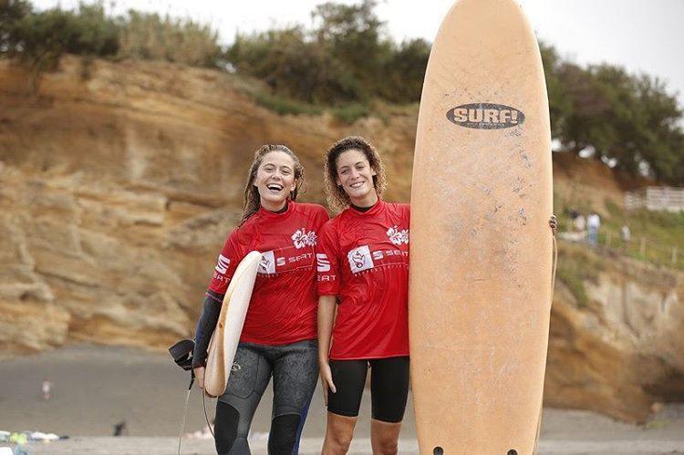 Ana Marta Ferreira e Irma Ribeiro