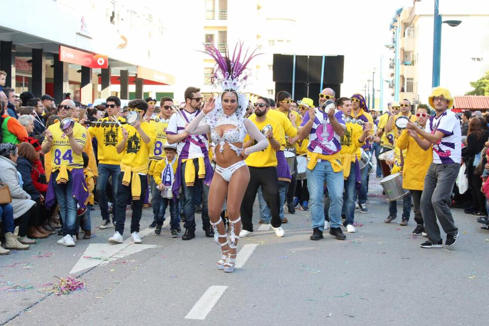 Carnaval de Ovar samba