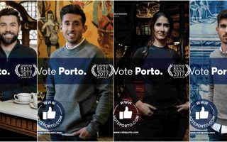 Desportistas campanha Vote Porto Destino Europeu