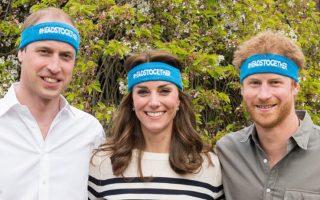 Duques de Cambridge e príncipe Harry corrida contra estigma da doença mental 2