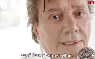 Fábio Júnior Santa Clarita Diet série Netflix sangue