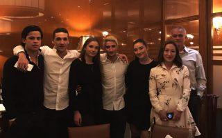 Família de José Mourinho