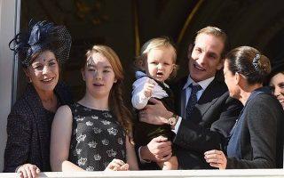 Família real Mónaco