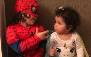 Filhos mais novos de Ricardo Quaresma Carnaval