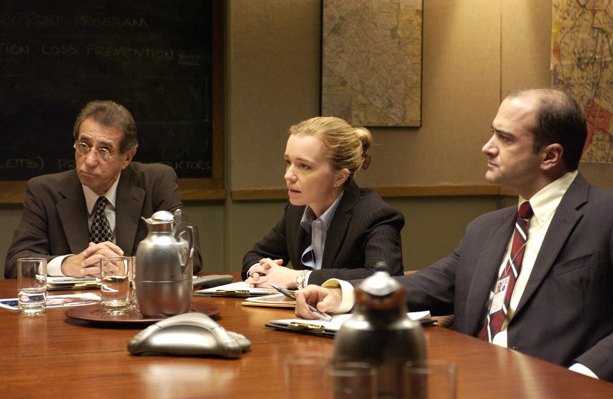 Frank Pellegrino na série Os Sopranos