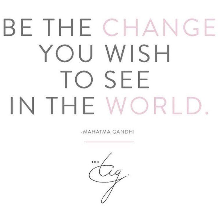 Frase de Gandhi usada por Meghan Markle depois do comunicado do namoro