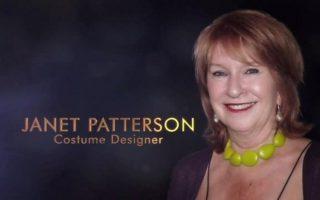 In Memoriam Janet Patterson Costume Designer é uma produtora viva