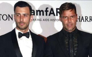 Jwan Yosef e Ricky Martin capa