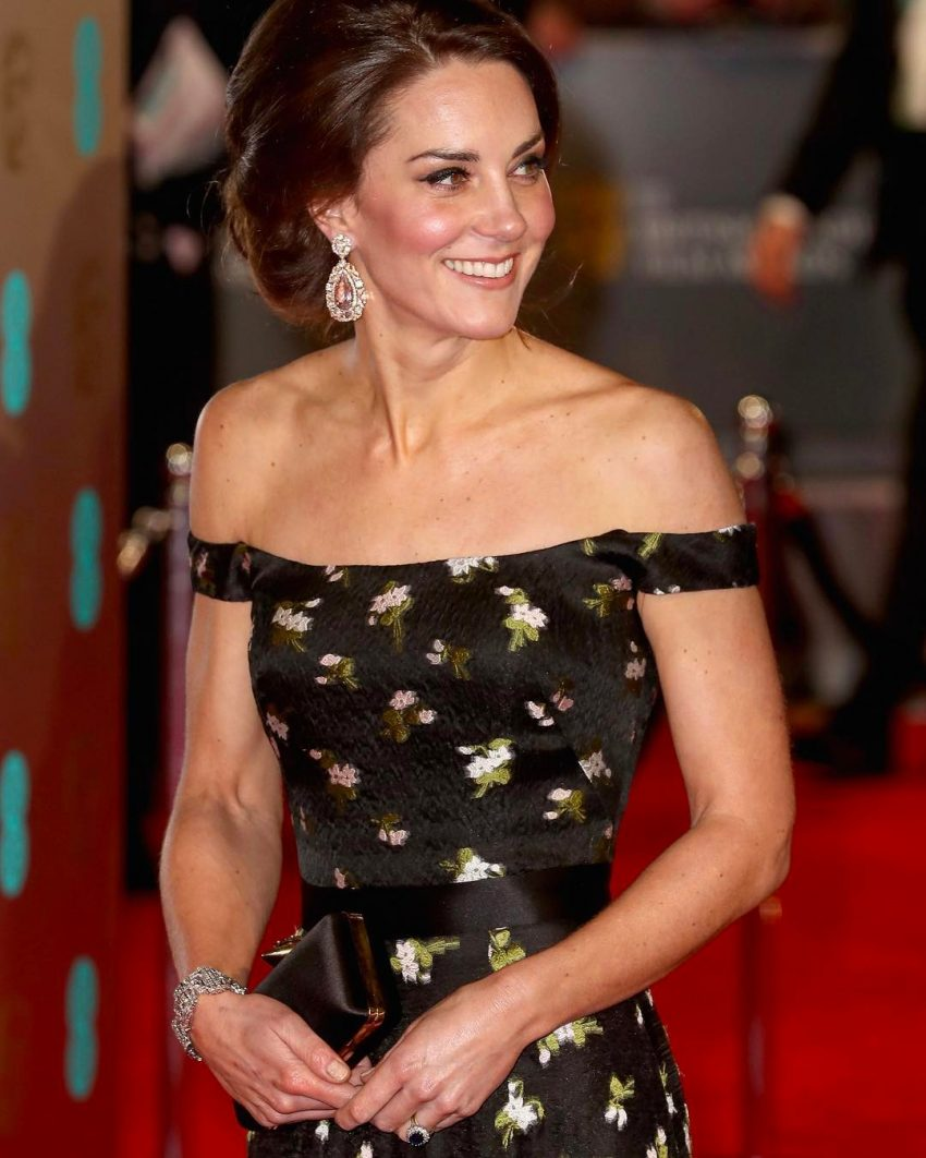 Kate Middleton BAFTA 2