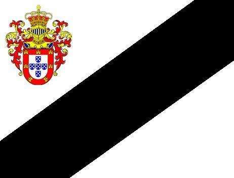 A imagem de luto da página da Real Beira Litoral
