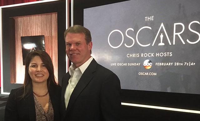 Martha Ruiz e Brian Cullinan únicos a saber os vencedores dos Óscares 2