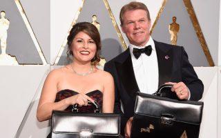 Martha Ruiz e Brian Cullinan únicos a saber os vencedores dos Óscares