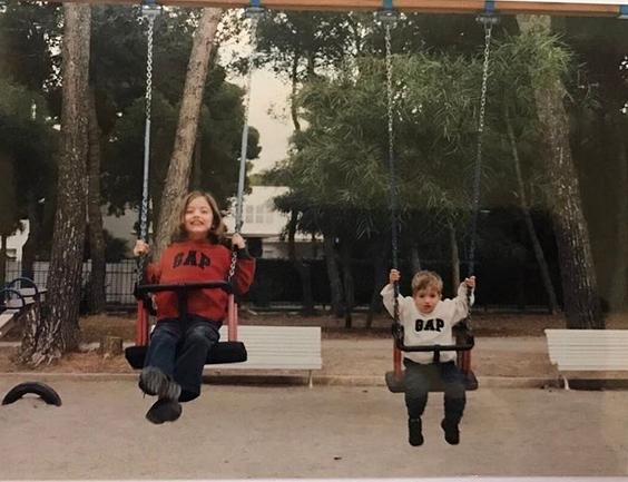 Matilde e José Mário Mourinho