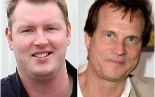 Neil Fingleton e Bill Paxton capa 2