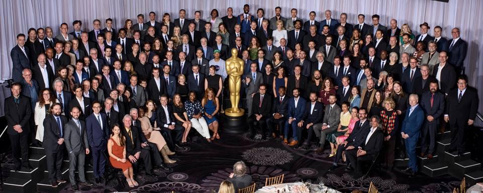 Nomeados dos Óscares 2017