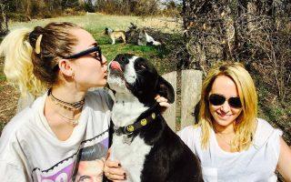 Reunião de família de Miley Cyrus na quinta 9