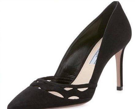 Sapatos Kate Middleton BAFTA