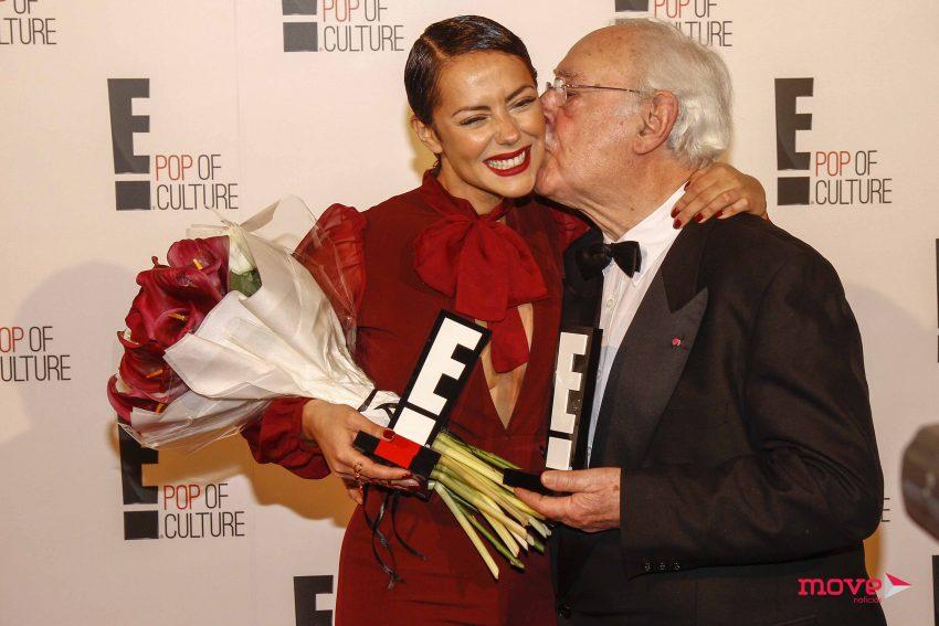 Sofia Ribeiro e Ruy de Carvalho Prémios E! Red Carpet