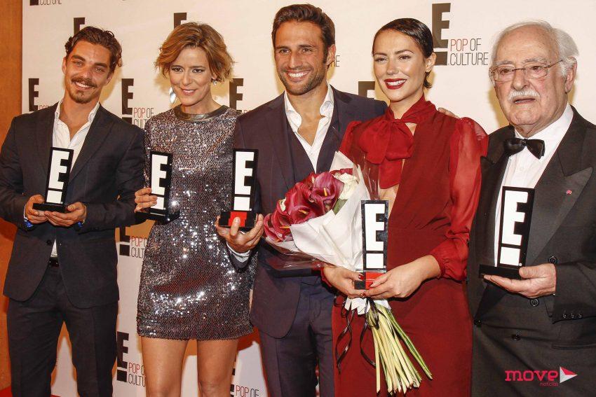 Vencedores Prémios E! Red Carpet 2