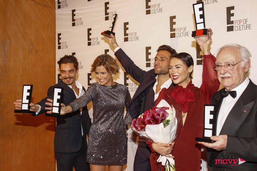 Vencedores Prémios E! Red Carpet 3