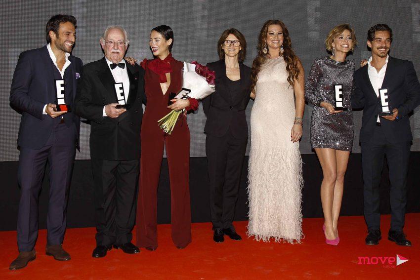 Vencedores Prémios E! Red Carpet