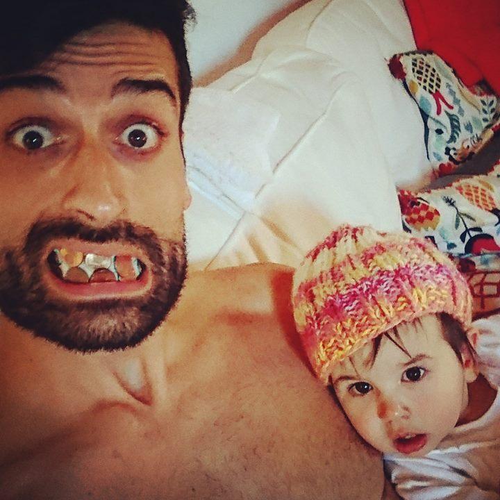 António Raminhos e filha imita Quaresma após polémica