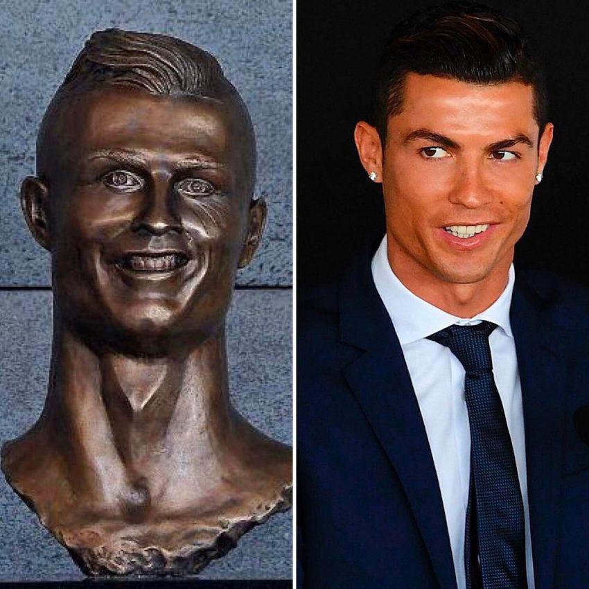 Aeroporto Cristiano Ronaldo : Cristiano ronaldo dá nome a aeroporto mas o protagonista é