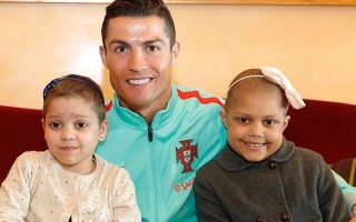 Cristiano Ronaldo capa