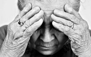 Demência idosa