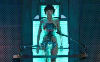 Filme Ghost in the Shell com Scarlett Johansson