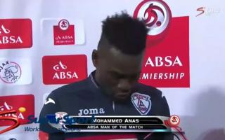 Jogador do Gana agradece à mulher e à namorada