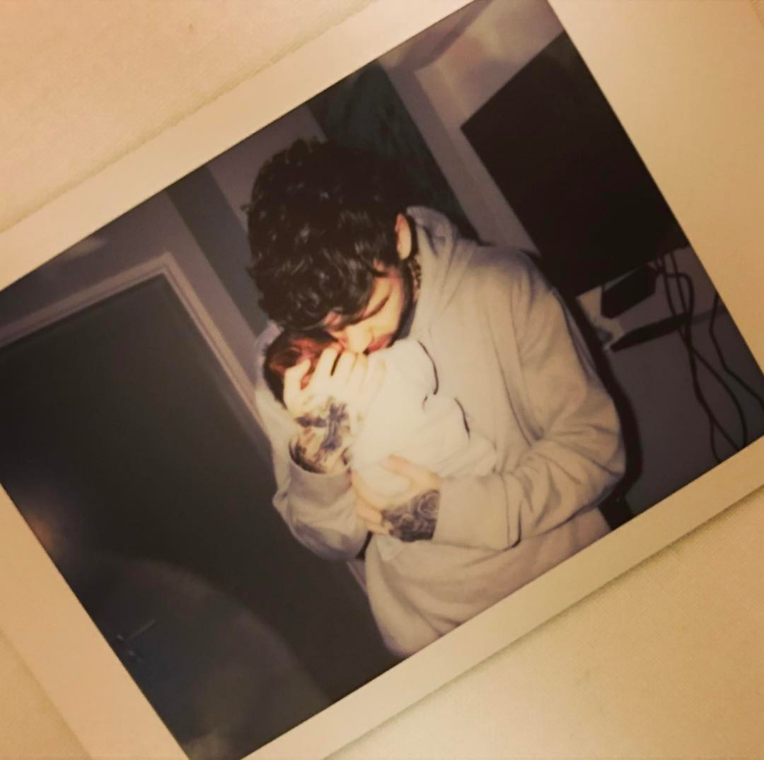 Liam Payne e filho