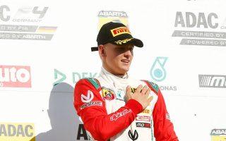 Mick Schumacher, filho de Michael Schumacher 2