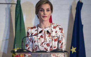 Rainha Letizia Porto 7