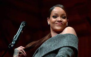 Rihanna prémio ativista do ano Harvard