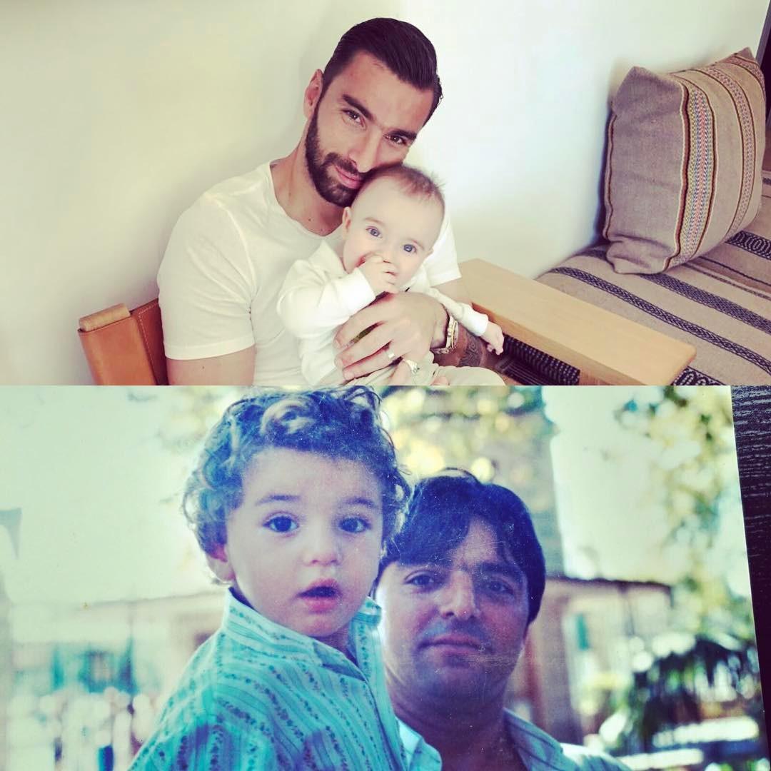 Rui Patrício, filho e pai