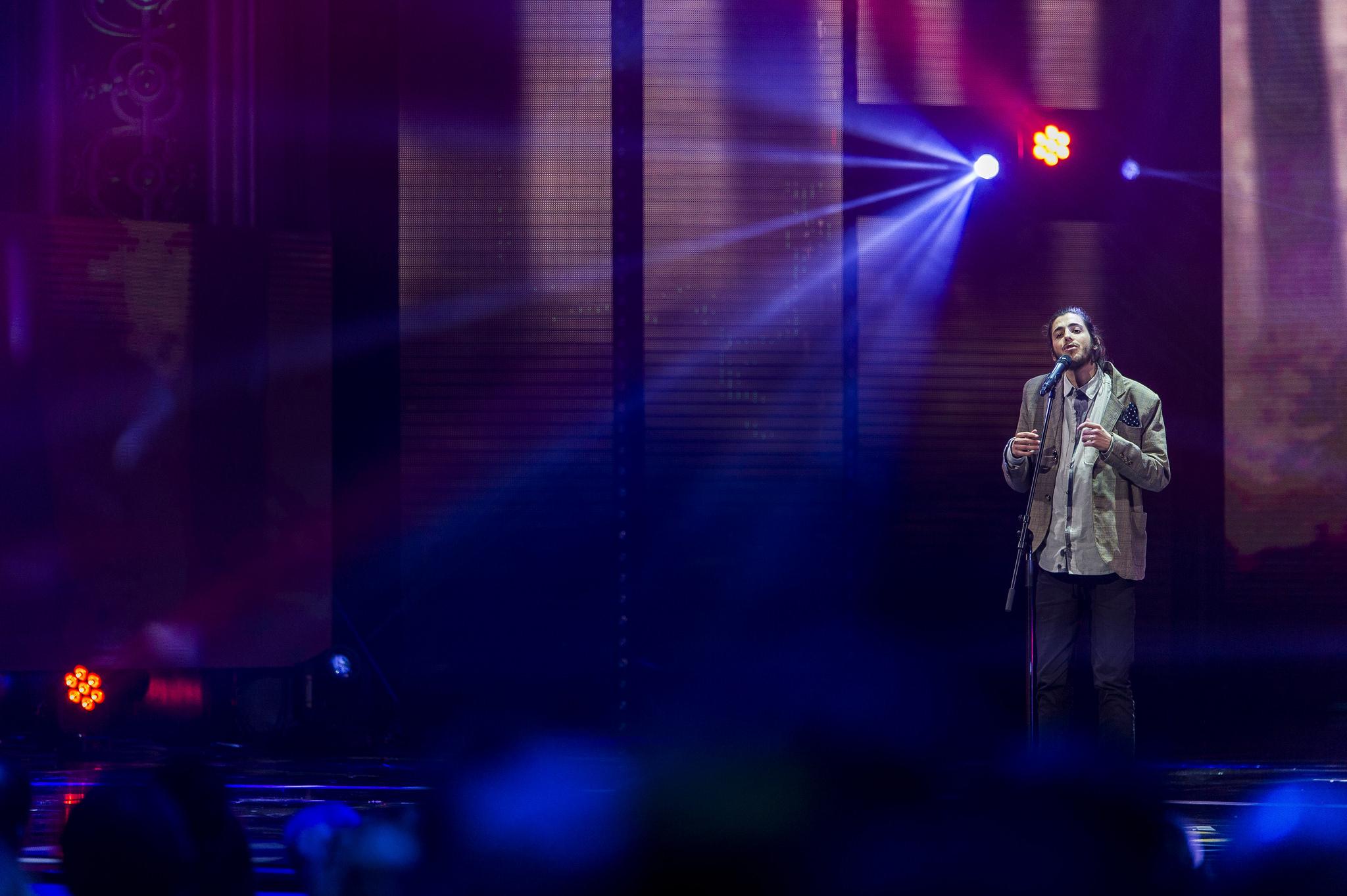 Salvador Sobral Festival da Canção