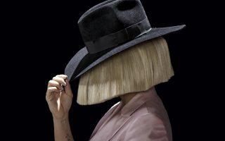 Sia e a sua peruca