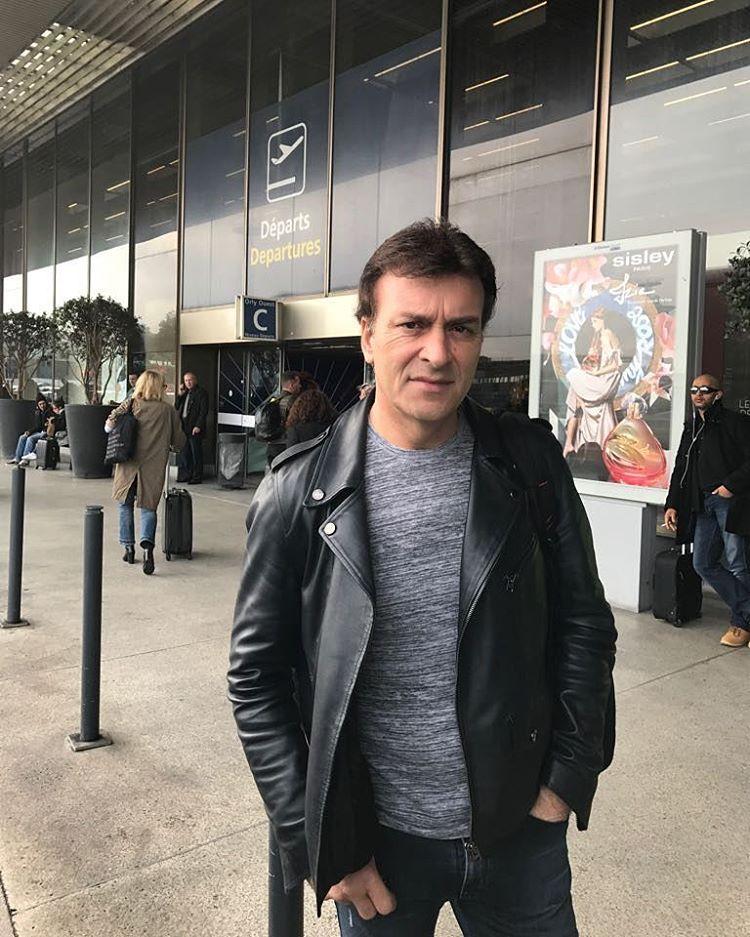 Tony Carreira viagem para ver a neta