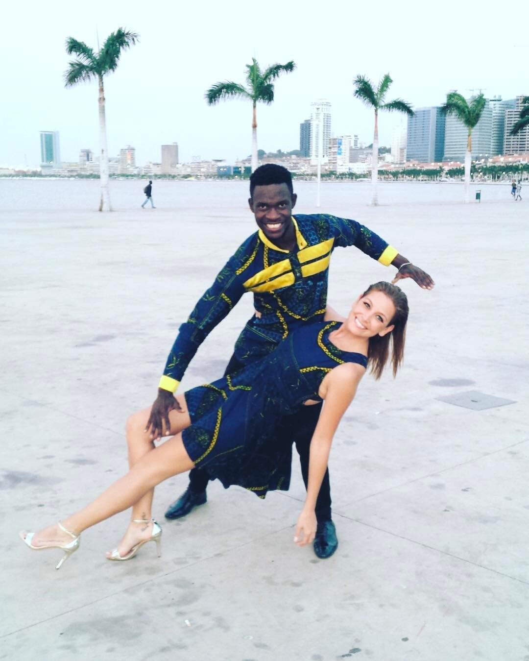 Vanessa Oliveira Kizomba Angola
