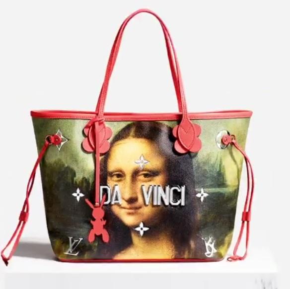 98cf0be06 Louis Vuitton apresenta nova linha de bolsas criada por Jeff Koons ...