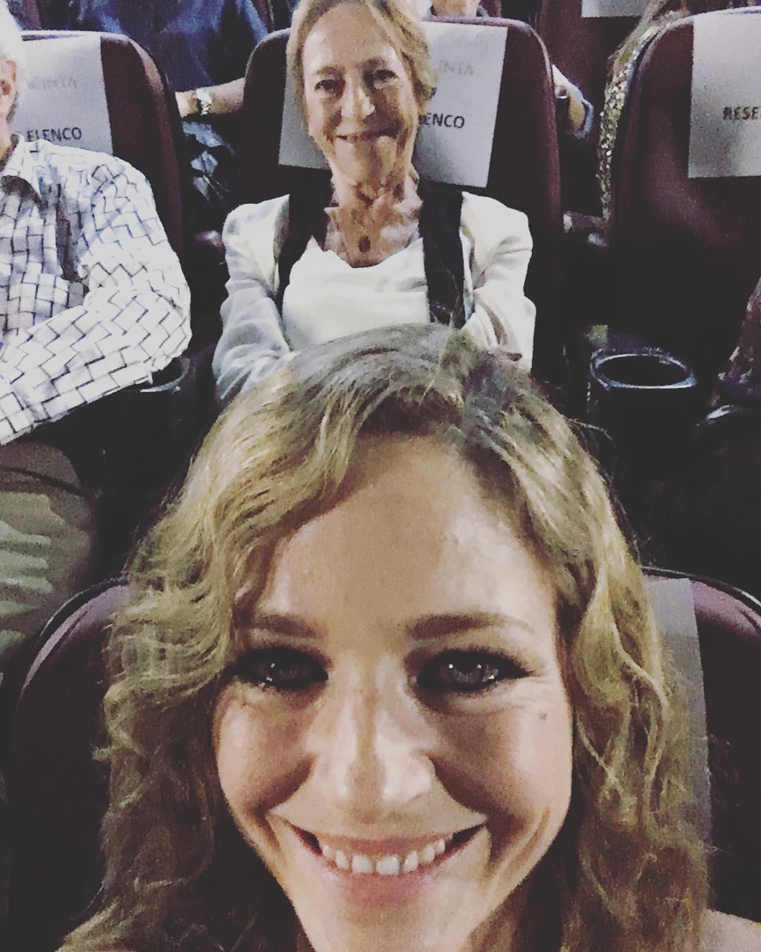 Paula Lobo Antunes com a mãe